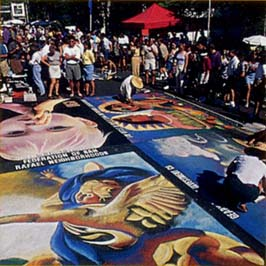 Pablo Sanchez Italian Street Painting